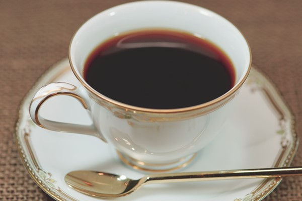 ・コーヒーとソフトドリンク